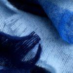 Les yeux dans le bleu