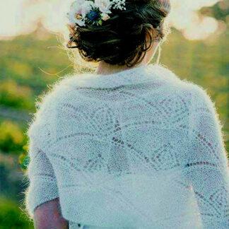 Fiche tricot châle et étole
