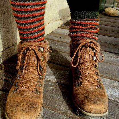 chaussettes en mohair de France