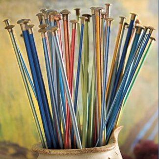 Accessoires pour tricoter (aig.)