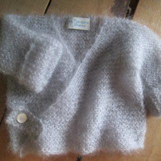 Fiche tricot bébé enfant
