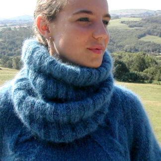 Snoods - kits à tricoter