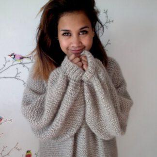 Fiche tricot pull