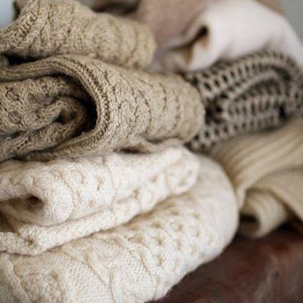 pulls tricoté en France à la main
