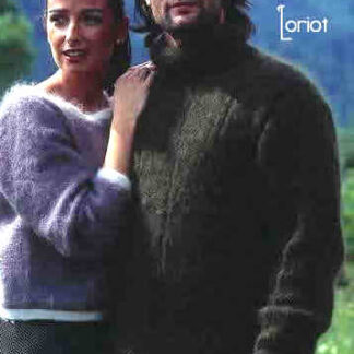 pull loriot mohair