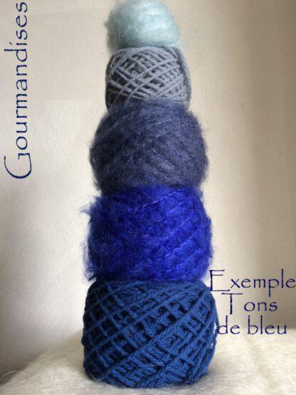 Gourmandise à tricoter