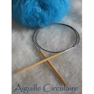 Aiguilles à tricoter circulaires