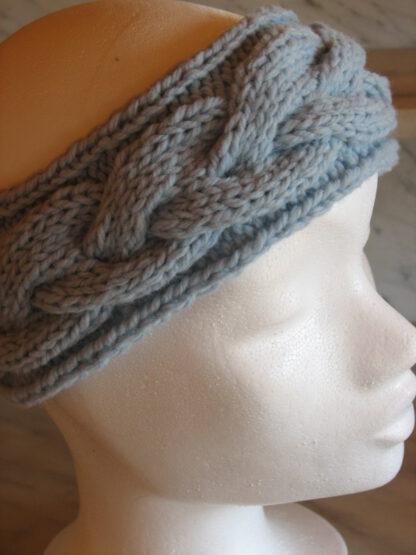 bandeau de laine