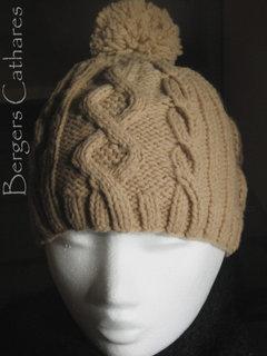 bonnet de laine