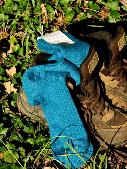 chaussettes mohair pour la marche
