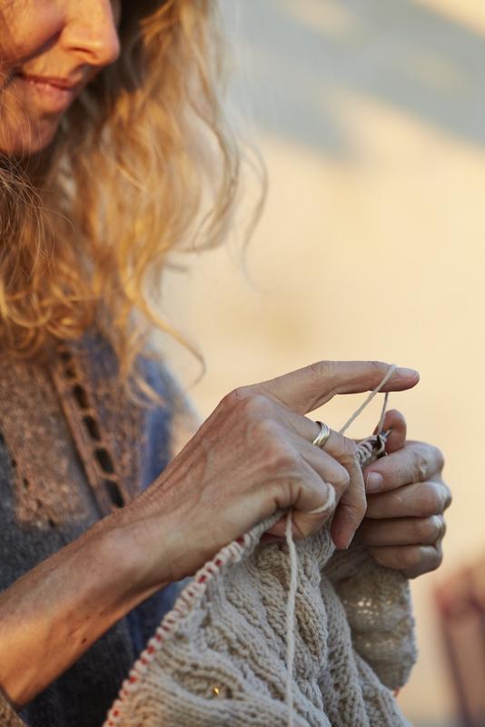 tricoteuse laine de france