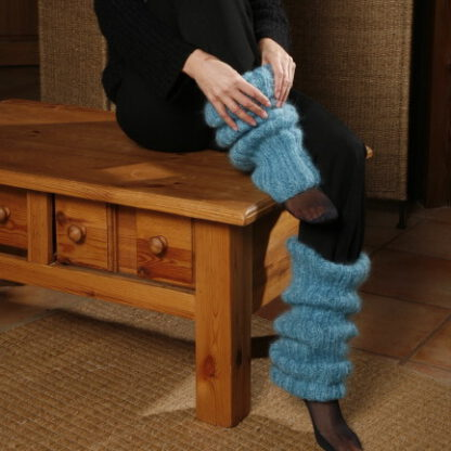 jambières à tricoter