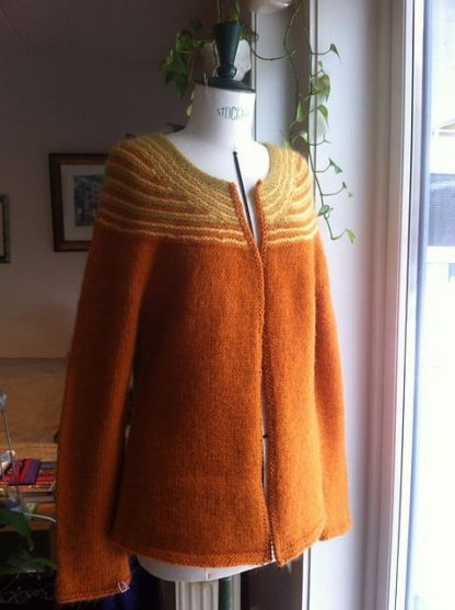 tricot by la tricoteuse d'Islande