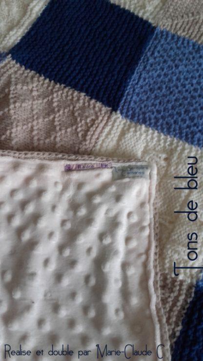 Abonnement tricot couverture