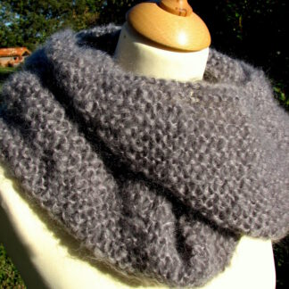 snood mohair