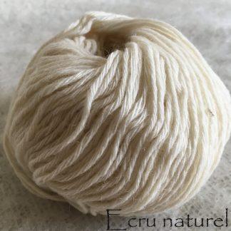 Pelote de mohair et laine