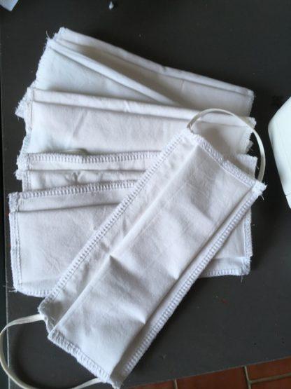 masque lavable coton norme afnor
