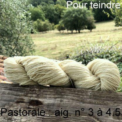 pure laine vierge naturelle pour teindre