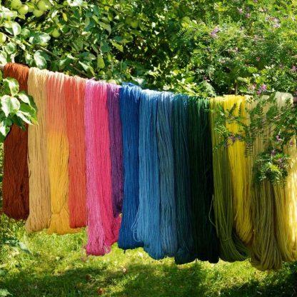 pure laine vierge à teindre