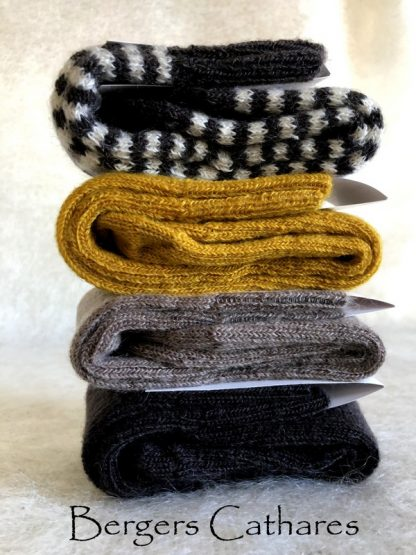 Chaussettes mohair -25%