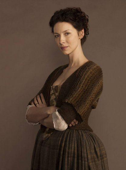 Tricoter le Boléro de Claire dans Outlander