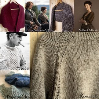 Les Fiches tricot à 1€