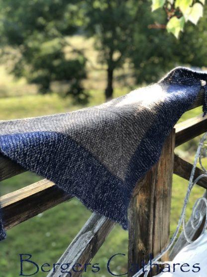 chale outlander à tricoter